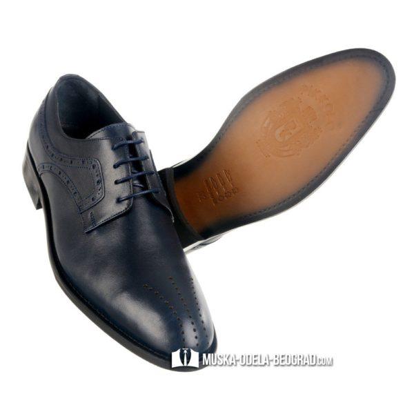 muske plavo teget cipele