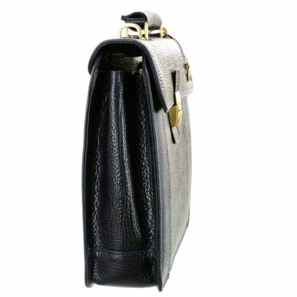 klasicna kozna torba za posao