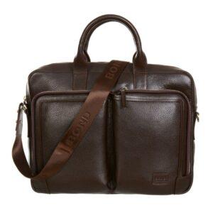 muska braon poslovna torba
