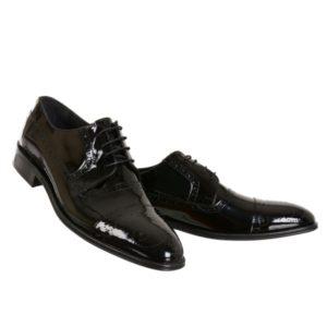 crne lakovane cipele, muske lakovane cipele