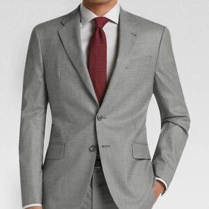 sivo odelo, siva odela, kombinacije, slike, slika